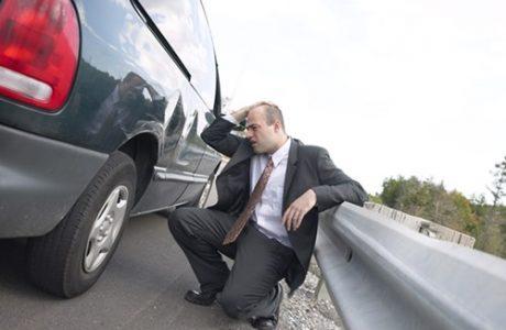 תאונת דרכים שהיא גם תאונת עבודה