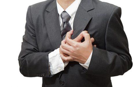 התקף הלב כתאונת עבודה